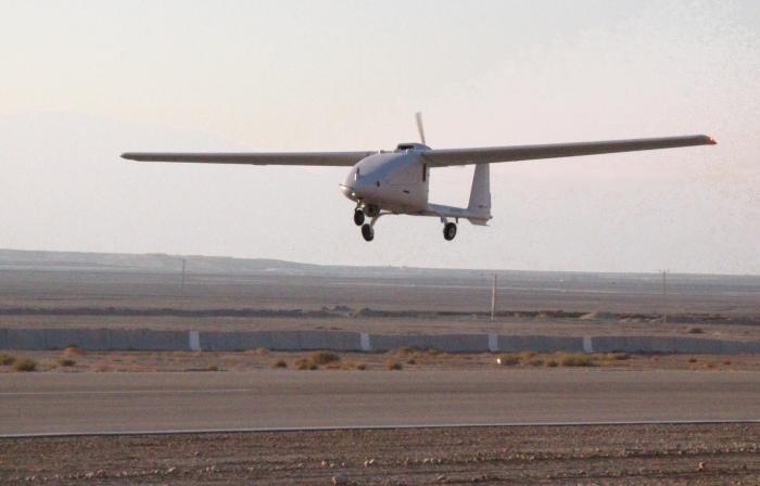 La empresa Meteor Aerospace utiliza el avión Martín 3 fabricado por la empresa gallega FIBER LAMINATES