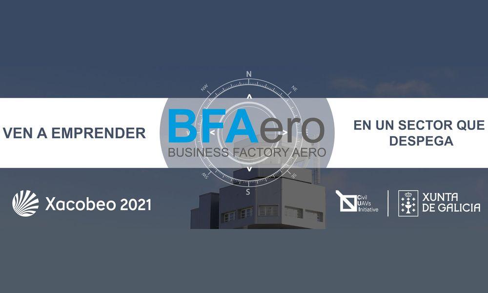 ABIERTA LA TERCERA CONVOCATORIA DE BFAERO