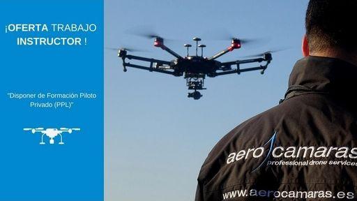 Oferta de Empleo: Piloto Instructor para Tenerife