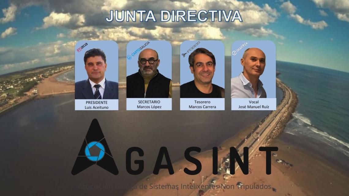 AGASINT reorganiza su junta directiva