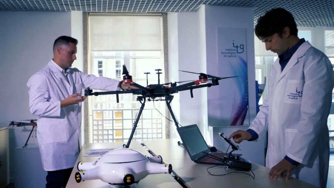 ITG y Agasint colaborarán en la promoción de la industria gallega de sistemas inteligentes