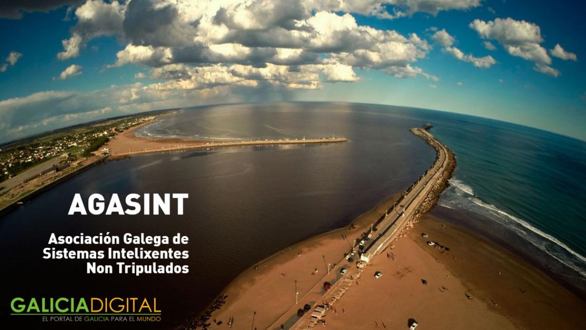 GaliciaDigital entra a formar parte de AGASINT (Asociación Galega de Sistemas Intelixentes Non Tripulados)
