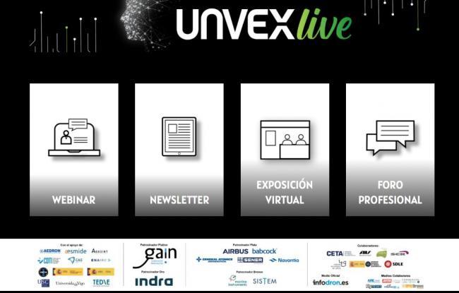 AGASINT colabora en la organización del UNVEX 2021